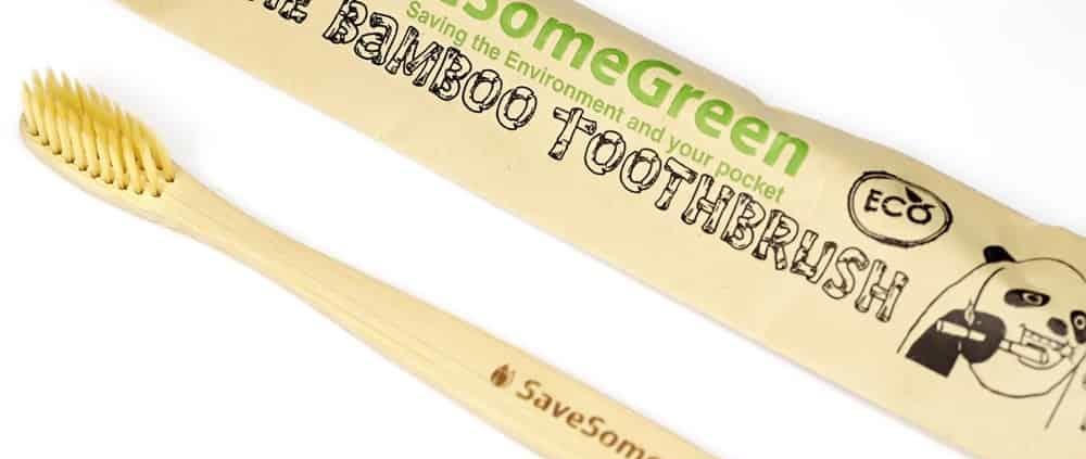 Bamboo Toothbrush Bamboo + Soft