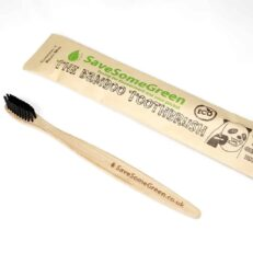 Bamboo toothbrush Charcoal +