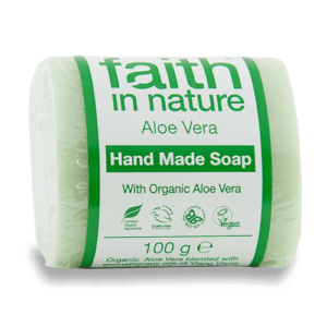 Faith in Nature Aloe Vera Ylang Ylang Soap