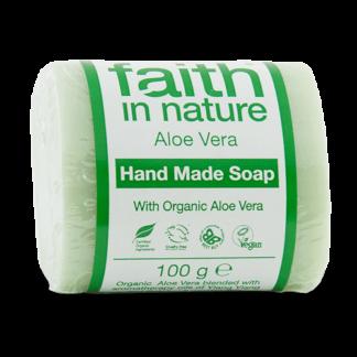 Faith in Nature Aloe Vera Ylang Ylang Soap