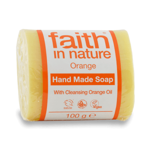 Faith in Nature Orange Soap
