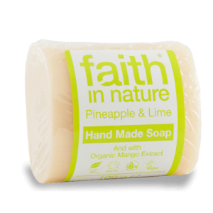 Faith in Nature Pineapple and Lime Soap
