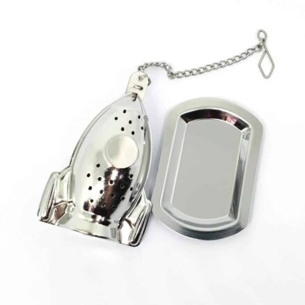 Stainless steel Rocket Tea Infuser