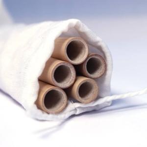 Handmade Bamboo Straws
