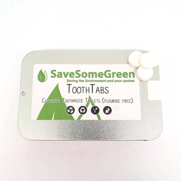Save Some Green Toothtabs (Fluoride Free)