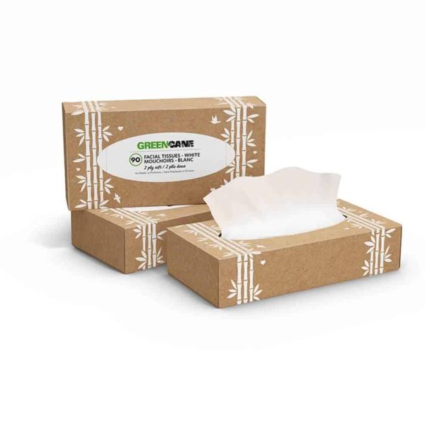 Greencane Facial Tissues
