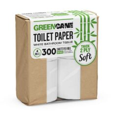 Greencane Toilet Paper 4 Pack