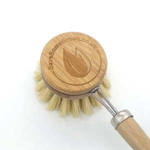 Bamboo Washing Up Brush 5cm