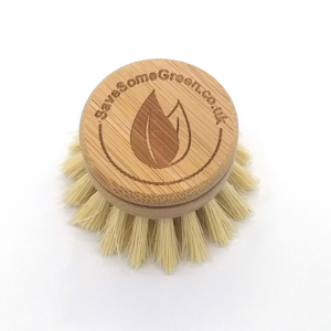 Bamboo Washing Up Brush 5cm Refill