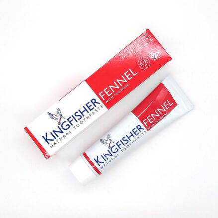 Kingfisher Toothpaste Fennel with Fluoride