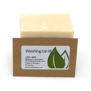 Washing Up Soap Bar
