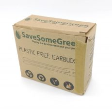 Wonky Bamboo Earbuds